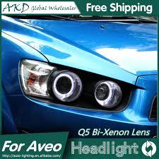 Chevrolet Sonic Lights Akd Car Styling For Chevrolet Sonic Headlights 2011 2014