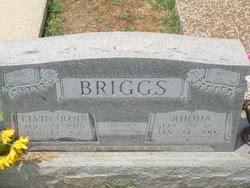 Rhoda Iva Weaver Briggs (1921-2007) - Find A Grave Memorial