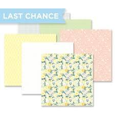 Simply Sunshine Paper Pack 12 Pk