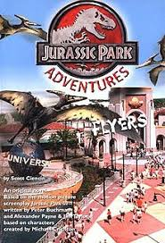 Pictures Of Flyers Jurassic Park Adventures Flyers Wikipedia