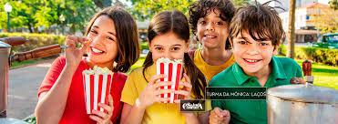 Magali has already prepared a snack. Turma Da Monica Lacos A Trilogia Dos Cafaggi Salada De Cinema