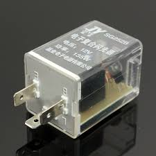 Us 1 95 21 Off 12v 3 Pin Electronic Car Flasher Relay Fix Led Turn Signal Light Blink Indicatior Flash With Mounting Tab In Car Switches Relays