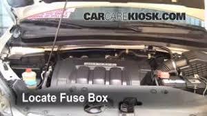 interior fuse box location 2005 2010 honda odyssey 2007 honda replace a fuse 2005 2010 honda odyssey