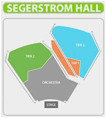 77 Problem Solving Seating Chart Segerstrom Concert Hall