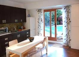 kitchen sliding glass door curtains. Fine Sliding Fabulous Patio Kitchen Sliding Door Curtains  Glass Doorsjpg With L