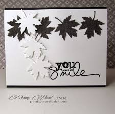 home made thanksgiving cards 183 best leaves tree cards images on pinterest card ideas cards