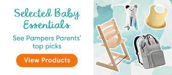 7 Month Old Baby Development Milestones Pampers