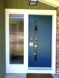 exterior front doors with glass wooden exterior doors with glass mid century modern front doors awesome exterior front doors with glass
