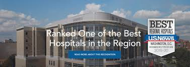 The George Washington University Hospital In Washington D C