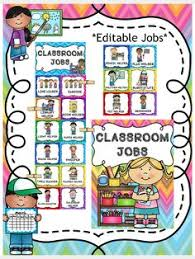 Preschool Classroom Job Chart Printables 68 Best Preschool Job Chart Images In 2019 Job Chart