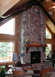 how to build a gas fireplace place your own outdoor make more efficient making