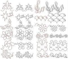 Advanced Embroidery Designs - Quilting Pattern Set & Quilting Pattern Set Adamdwight.com