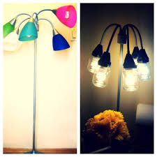 cool floor lamps for teens. From This To That Floor Lamp Growth Childhood Color Hipster Teen Room Makeover Mason Jar Cool Lamps For Teens D