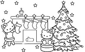 Christmas Colouring Sheets Ks2
