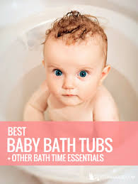 What's the best baby bath tub + other baby bath-time essentials