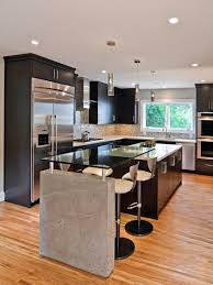 eco friendly multifunction seating. Black And Gray Contemporary Kitchen With Glass Dining Table Eco Friendly Multifunction Seating