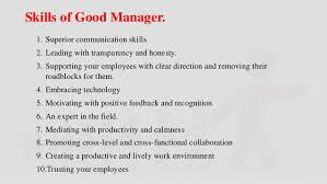 good characteristics of a manager essay dissertation writing  communication personality essay titles ielts liz