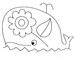 Dessin De Coloriage Baleine Imprimer Cp02732