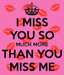 Miss You Funny Quotes More. QuotesGram via Relatably.com