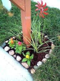 landscaping around mailbox post. Flowers Around Mailbox Landscaping Mailboxes Pictures Of Google Search Ideas For . Post