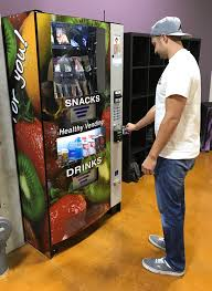 Cost Of Healthy Vending Machines Mesmerizing Benefits Of Healthy Vending NutriMobile