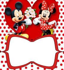 mickey and minnie invitation templates mickey mouse free printable invitation templates
