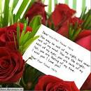 Write name on rose flower