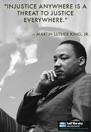 justice quotes pictures images photos injustice anywhere is a threat to justice everywhere martin luther king