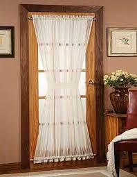 Kitchen Door Curtain
