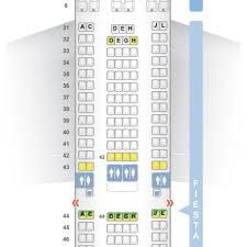 A340 300 Sas Seating Chart Airbus A340 300 Jet Seating Chart 2019