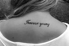 Forever Young Tattoo Picture Image Tumblr