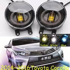 2014 Toyota Corolla Fog Light Bulb 2014 2016 Toyota Corolla Led Daytime Running Light Fog Light