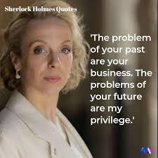 16 Brilliant Quotes From Bbcs Sherlock Moodswag