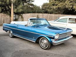 1963 Chevrolet Nova - Information and photos - MOMENTcar