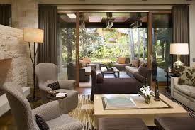 Interior Decorated Living Rooms Living Room Window Beautiful Living Room Interior Decorated With