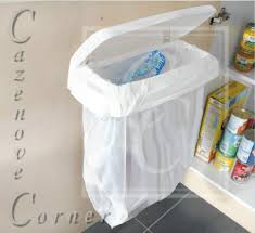 Carrier Bag Bin Holder Cupboard Door Bin Bag Holder Door Plastic Itm Carrier Bag Bin Holder Cupboard Door Bin Bag Holder Door Plastic Bag Holder
