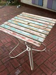 16 slatted garden furniture ideas