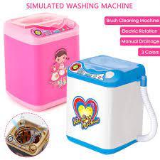 Đồ chơi máy giặt mini tự động cho bé | Ngôi nhà búp bê