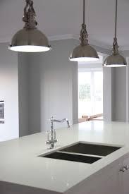 industrial kitchen lighting. Clean, Slightly Industrial Kitchen Island Lights Www.OakvilleRealEstateOnline.com Lighting