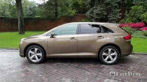 2011 Toyota Venza Review - LotPro - YouTube