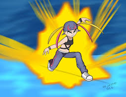 Plumeria Poison Z Move! | Pokemon, Z moves, Pokemon fan