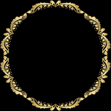 gold frame border vector. Delighful Gold Gold Frame Border Vector Png Awesome Oval Clipart Collection In