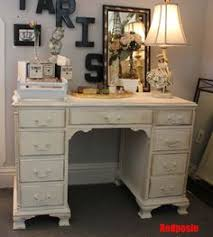 shabby chic office desk. What The Vintage Desk In Spare Room Could Look Like My \ Shabby Chic Office R