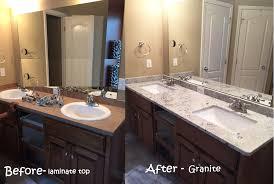 vanity tops upgrade