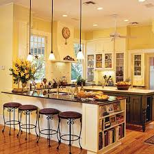 country kitchen painting ideas. Yellow Paint Country Kitchen Remodeling Ideas - Small Kitchens And Photos Painting