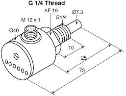 fcs g1 4a4 ap8x h1141 turck 1 → 150 water cm³ s 3 → 300 calorimetric flow sensors and adaptors