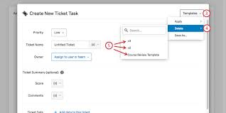 Ticket Templates Qualtrics Support