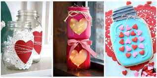 Cute Jar Decorating Ideas 100 Cute Valentines Day Mason Jars Ideas Valentines Day Mason Jar 86