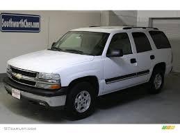 2004 Summit White Chevrolet Tahoe LS 4x4 #25964798 | GTCarLot.com ...