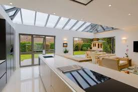 7 luxury open plan kitchen living room with bifold doors